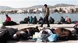 Греция экстренно строит новые центры для беженцев на материке