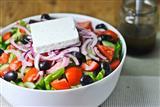 Греческий салат: какой он на самом деле