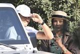 Русский экс-жених Линдси Лохан привез на Миконос новую подругу (фото)