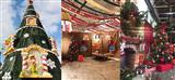 Фабрика Рождества открылась в Афинах