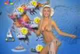 Как выглядит сегодня секс-бомба Петруля из греческого прогноза погоды (фото, видео)