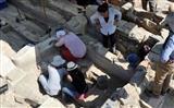 В городе гладиаторов нашли византийские гробницы