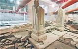 В Салониках строят метро среди античных находок (фото)