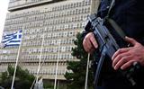 На полицию в Афинах и посольство Мексики напали с одним и тем же автоматом