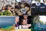 Греческая неделя: турки-захватчики, путешествие для желудка и вид сверху лучше
