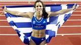 Новая чемпионка мира с новым рекордом Греции