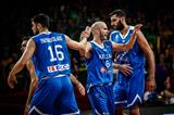 Сборная Греции «закрыла уши» и пробилась в четвертьфинал