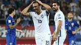 Греция вновь не попадает на футбольный «праздник жизни»