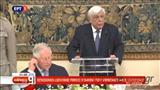 Греция потребовала у принца Чарльза вернуть мрамор Парфенона