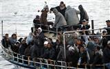 В Средиземном море задержали украинскую яхту с нелегальными мигрантами