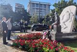 Память советских солдат, погибших в Греции, почтили в День Победы