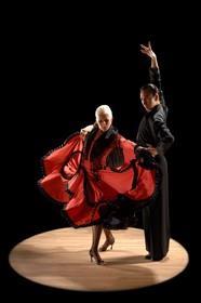 Танцевальное шоу чемпионов в Афинах