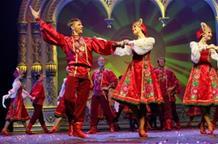 Русский танец на афинской сцене