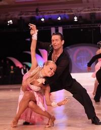 Чемпионы мира по танцам выступят в Афинах в русское Рождество