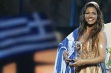 Елене Папаризу предложили провести Евровидение 2013