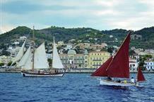 Яхтсмены встретились на острове Спецес