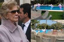 Мама Папандреу устроила ковбойскую вечеринку