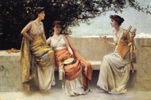 Англичане зачитаются греческой поэтессой