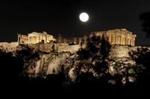 Полнолуние на Акрополе