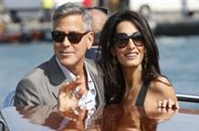 В Афинах ждут жену Джорджа Клуни