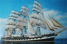 Парусник «Крузенштерн» зайдет в греческий порт
