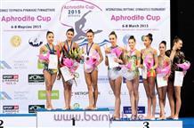 Казахские гимнастки собрали урожай медалей в Афинах