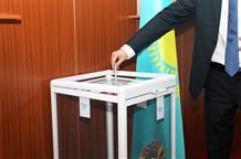 Выборы президента Казахстана 2015 в Греции