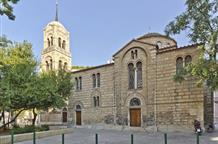 Расписание богослужений в русском храме в Афинах