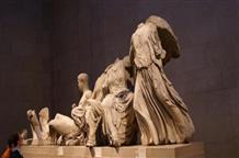 Власти Греции отказались требовать через суд коллекцию лорда Элгина