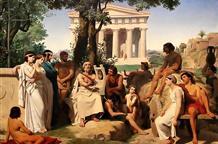 Чего НЕ ели древние греки и жили долго и счастливо