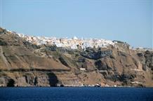 Санторини: вулкан, любовь, вино и творчество