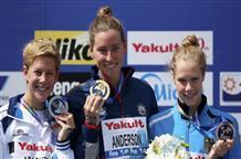 Первый старт – первая медаль для Греции