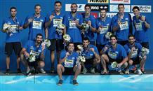 Чемпионат мира по водным видам спорта: Греция на сей раз без «золота»