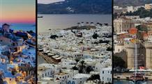 Шесть греческих островов потеряют первыми налоговые льготы