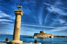 Родос – очень русский остров Греции