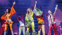 Mamma Mia в Салониках и Афинах