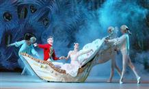 «Щелкунчик» балета Национальной оперы в Салониках