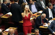 Дамы – депутаты поразили нарядами