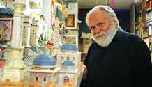 Выставка моделей монастырей Афона откроется в Салониках