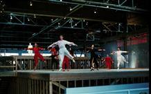 Легендарное шоу современного танца в Афинах