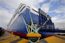 Забастовка в Греции: корабли стоят в гавани