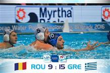 Сборные Греции выходят в четвертьфинал чемпионата Европы