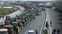 Фермеры отправились маршем на Афины