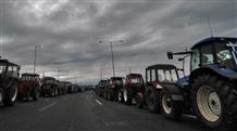 Блокада дорог в Греции продолжается