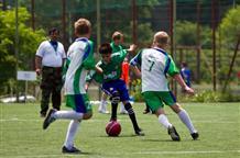 Отборочный турнир по мини-футболу среди детей российских соотечественников