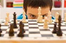 Отборочный шахматный турнир среди детей российских соотечественников