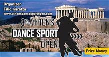 Турнир латиноамериканских танцев пройдет в Афинах