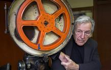 Французский грек, режиссер Коста-Гаврас, дал мастер-класс в Салониках