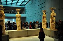 Сегодня бесплатный вход в музеи Греции