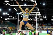 Одна успешная попытка приносит греческой спортсменке медаль мирового чемпионата